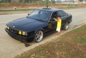 BMW E34 M50 Non Vanos