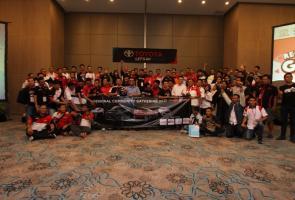 Toc Gelar Toyota Regional Community Gathering 2017