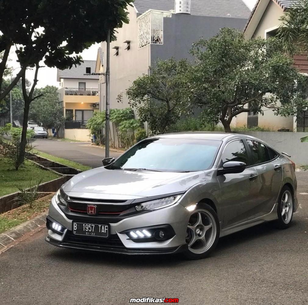 Civic Turbo Fc Lightly Modified Jangan Dibully Suhu
