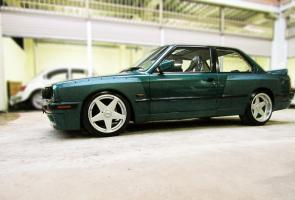 BMW E30 M50 Wide Body