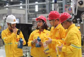 Delapan Langkah Pastikan Keaslian Oli Shell