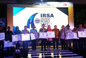 Surabaya Terpilih Sebagai Kota Terbaik Irsa 2017