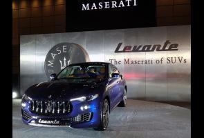 Maserati Luncurkan Mobil Suv Berperforma Tinggi