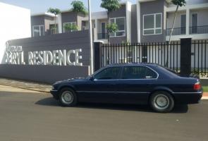 BMW E38 730 Il Tahun 1997