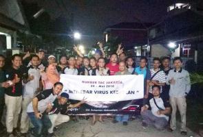 Perkuat Tali Silaturahmi Tac Bordep Dan Jakarta Gelar Buka Bersama