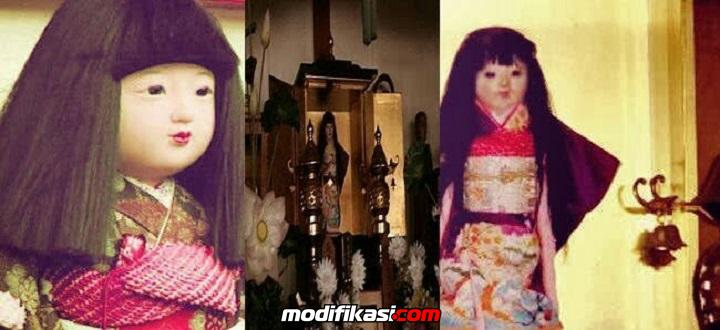 Rambut Boneka Okiku Di Kuil Jepang Ini Terus Tumbuh Seperti Manusia 695baf47b8