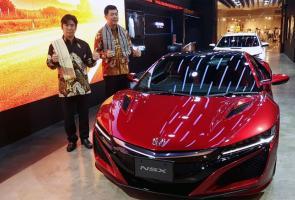 Meski Belum Dijual, Honda Nsx Sudah Diminati Puluhan Konsumen