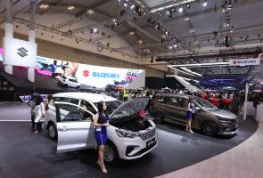 Suzuki Jual 2.223 Unit Selama Giias 2018