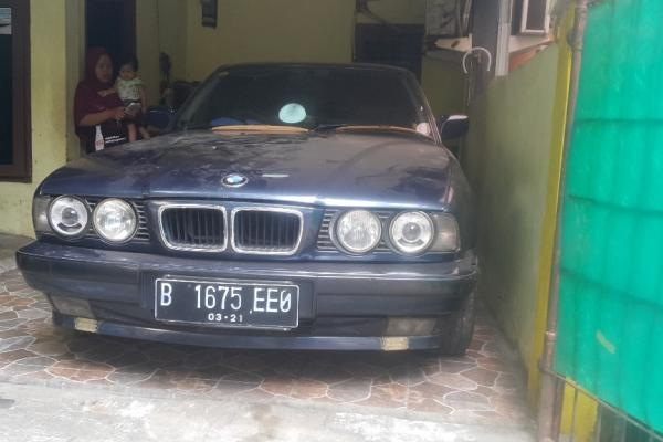 BMW E34 Bbs (Bener Bener Susah)