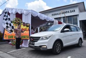 Wuling Tambah Dealer Di Pulau Dewata Bali