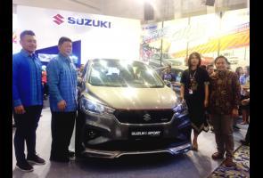 Suzuki Optimis Bisa Raih Target Penjualan Di Giias Surabaya 2018