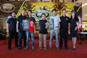 Tampilkan Budaya Lokal, Ini Pemenang Mbtech Awards Palembang 2018