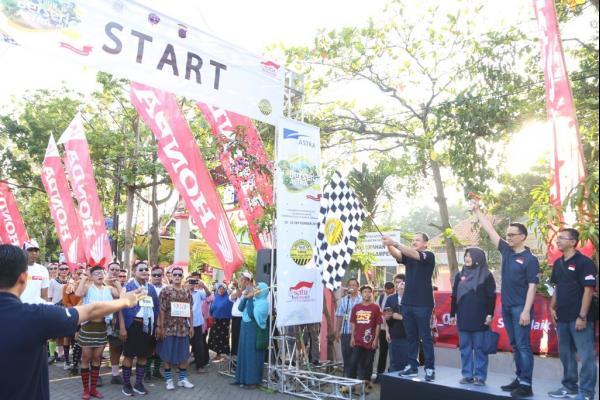 Festival Kampung Berseri Astra Sambangi Kota Semarang
