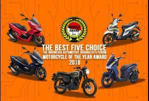 Ini Lima Finalis Motor Terbaik Tahun 2018 Versi Forwot