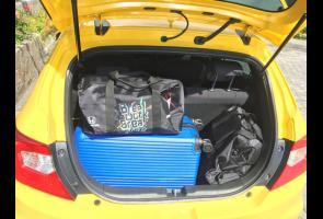 Kabin Dan Bagasi All New Brio Lebih Unggul Dari Kompetitor