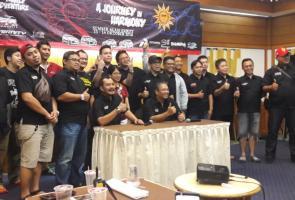 Kukuhkan Pengurus Baru, Invernity Jakarta Gelar Touring Ke Garut