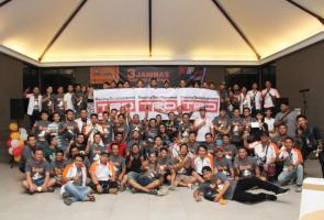 Peduli Sesama Jadi Tema Jamnas Ke-3 Toyota Soluna Vios Club