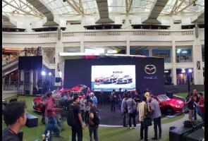 Mazda Power Drive 2018: Kesempatan Test Drive Seluruh Mobil Mazda