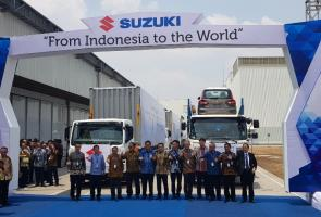 Suzuki Mulai Ekspor All New Ertiga Dan Nex Ii