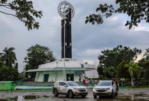 Setelah Sumatra Dan Jawa, Rombongan Cr-V Turbo Jelajahi Kalimatan