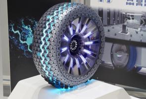 Hankook Tire Pamerkan Ban Baru Di Essen Motor Show 2018