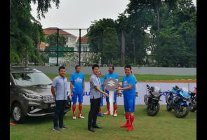 Ini Dia Pemenang Aff Suzuki Penalty Kick Challenge 2018