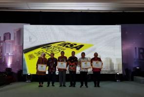 Kota Bandung Sabet 6 Penghargaan Di Irsa 2018