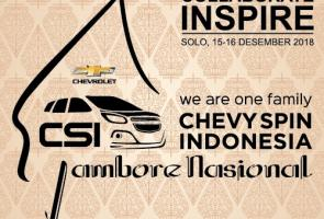 The 3rd Jamboree National Chevy Spin Indonesia