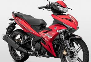 Menjelang Pergantian Tahun, Yamaha Mx-King 150 Punya Wajah Baru