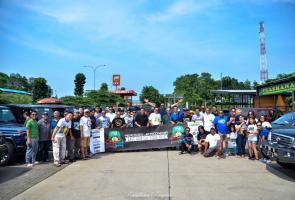 Mji Lakukan Touring Bertajuk East Java Cul Tour 2018