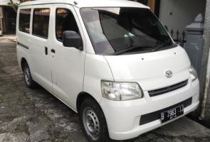 Daihatsu Gran Max Built Up Aka Toyota Town Ace/Lite Ace
