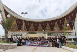 Raun Ka Minang 2 Lengkapi Touring Akhir Tahun Id42ner