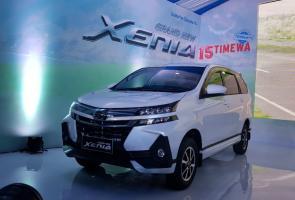 Grand New Xenia Resmi Diluncurkan, Harga Mulai Dari Rp 183 Juta