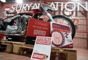 Tim Suryanation Motorland Kembali Mengikuti Motor Bike Show