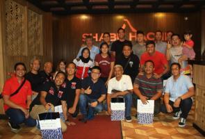 Gt Radial Gelar Acara Silaturahmi Bersama Pembalap Nasional