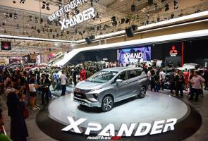 Permintaan Terus Naik, Mitsubishi Tingkatkan Produksi Xpander