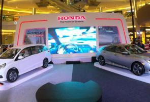 Ini Alasan Honda Berikan Penyegaran New Mobilio Dan Civic Turbo