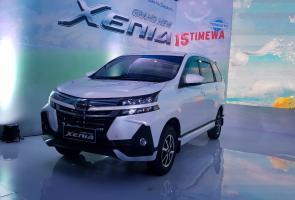 Awal Tahun 2019, Penjualan Mobil Daihatsu Capai 16.274 Unit