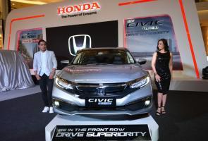 Ini Perubahan New Honda Civic Dan New Mobilio 2019