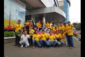Tac Surabaya Raya Rayakan Hut Ke-2 Dengan Explore Suromadu