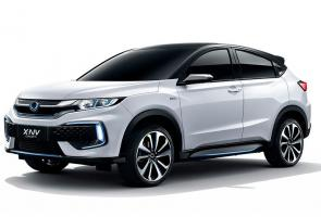 Honda Luncurkan Mobil Listrik Khusus Pasar Cina