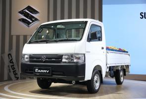 Suzuki Lakukan World Premier New Carry Pick Up Di Iims 2019