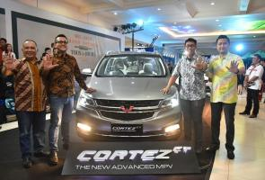 Wuling Cortez Ct Dan Confero S Act Resmi Mengaspal Di Bali