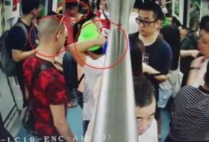 Buat Prank Bom Di Kereta, 3 Orang Di China Ditahan Polisi