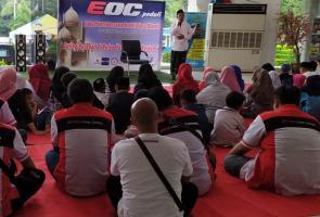 Eoc Beri Santunan Anak Yatim Di Diler Suzuki Pik