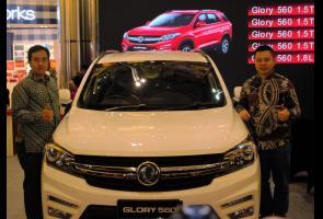 Dfsk Resmi Niagakan Glory 560 Di Surabaya