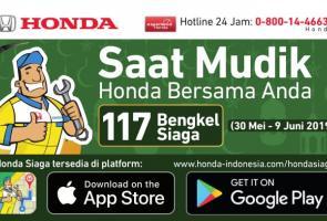 Program Honda Emergency Service Siapkan 117 Bengkel Siaga