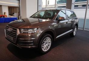 Audi Q8 Dan Vw Tiguan Allspace Meluncur Di Giias 2019