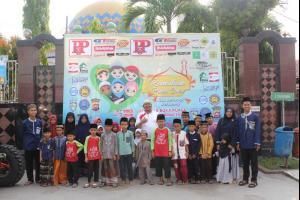 Taci Peduli Dan Berbagi Bersama 200 Anak Yatim