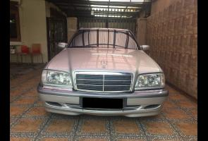 Mercedes-Benz C240 A/T 2000 - Last Edition Of W202 (Facelift)